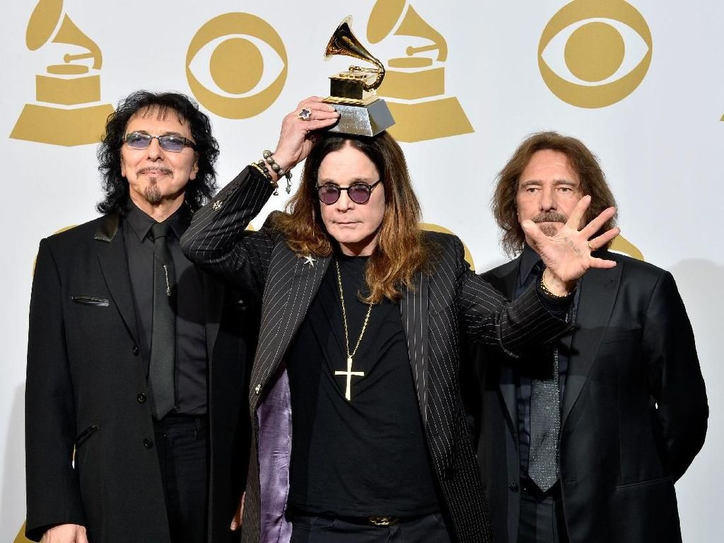 Grammy Awards Anugerahi Lifetime Achievement ke Black Sabbath