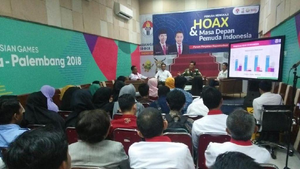 Kemenpora Gelar Diskusi Hoax dan Masa Depan Pemuda