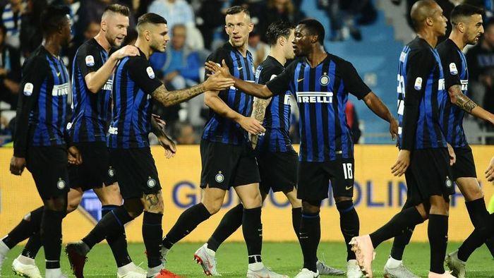 Inter Milan menatap laga kontra AC Milan usai jeda internasional. (Foto: Mario Carlini / Iguana Press/Getty Images)