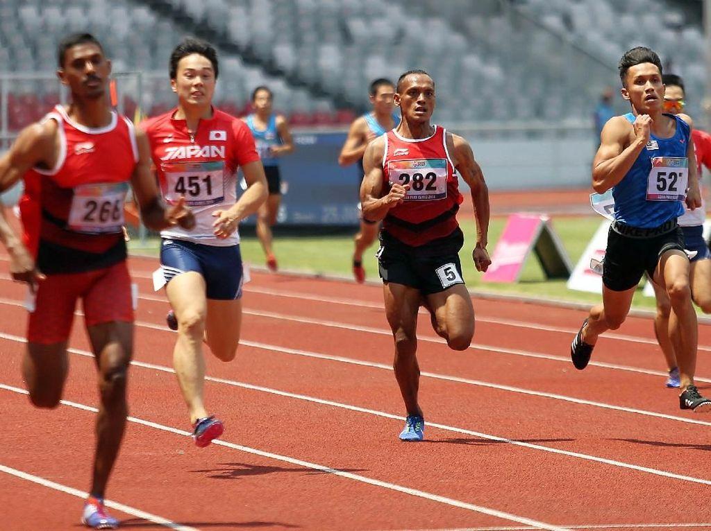 Indonesia Borong Perak dan Perunggu Atletik di Hari Ketiga Asian Para Games