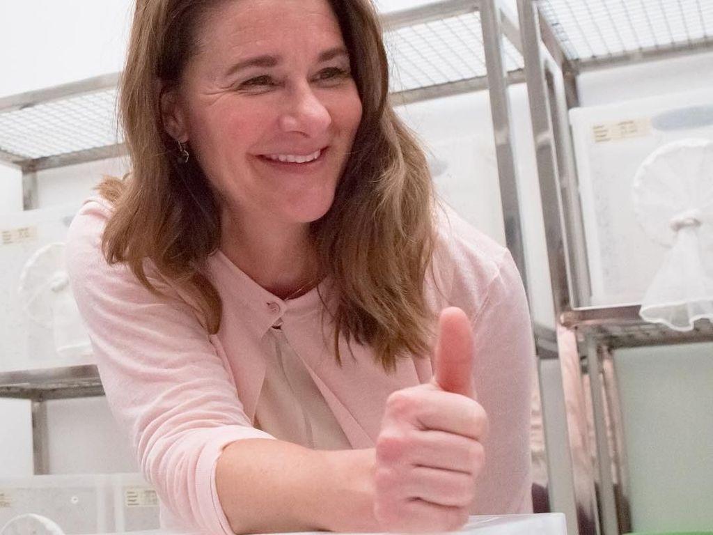 Melinda Gates Minggat dari Rumah, Sewa Pulau Rp 1,9 M Per Malam