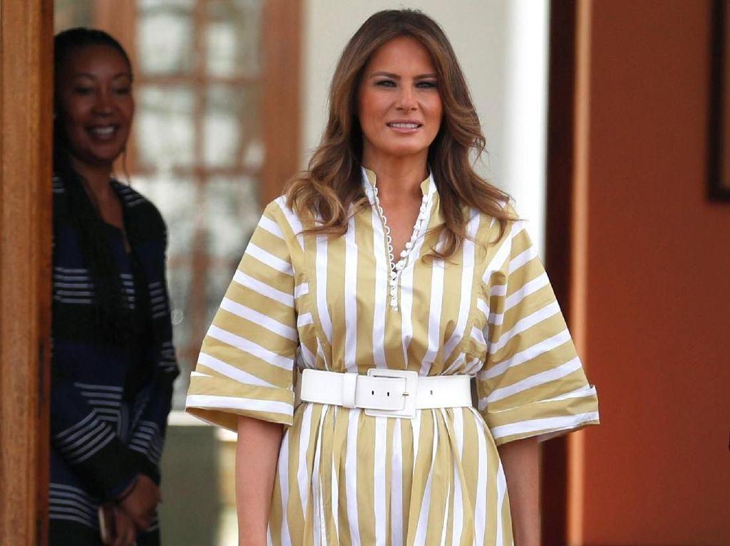 Melania Trump: Saya Orang yang Paling Ditindas di Dunia