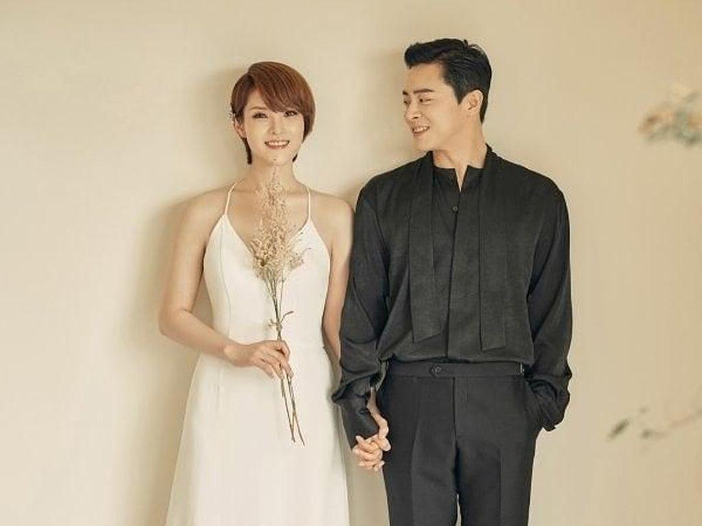 Congrats! Jo Jung Suk dan Gummy Dikaruniai Anak Pertama