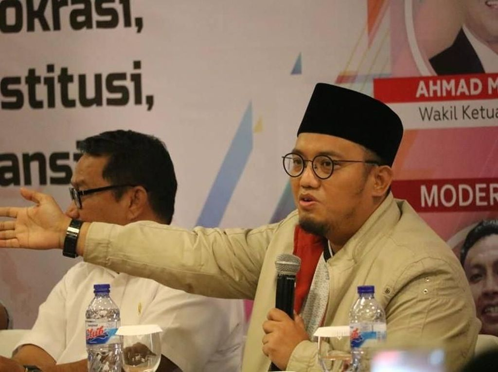 Dahnil Minta Jokowi Tak Tunjukkan Kepemimpinan Miskin Koordinasi
