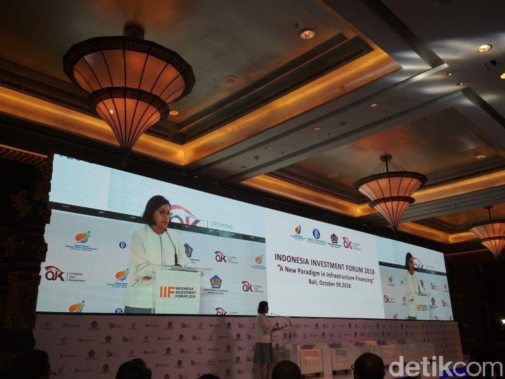 Sri Mulyani Ajak Dunia Ubah Ancaman Teknologi Jadi Kesempatan