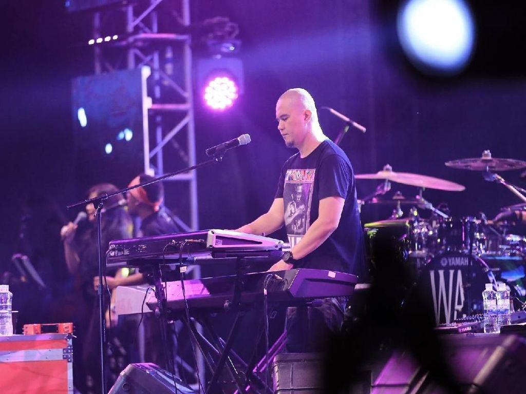 Ahmad Dhani: Biarlah Dewa 19 Jadi Band yang Jarang Tampil
