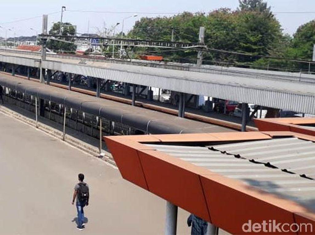 Rusun Nempel Stasiun Bakal Berdiri di Rawa Buntu