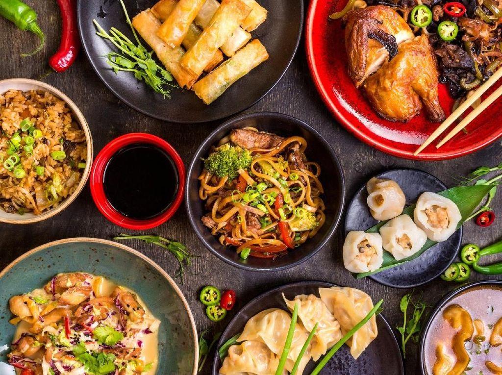 Dibawa Oleh Imigran, Hidangan China Beradaptasi dengan Rasa Lokal