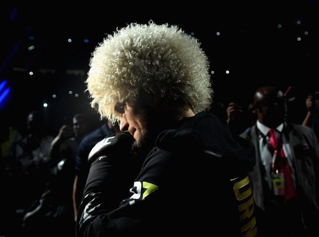 Terinspirasi Khabib Nurmagomedov, Latih Fokus dengan MMA