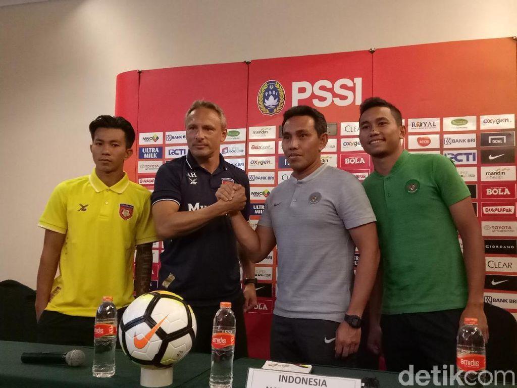 Hadapi Timnas Indonesia, Myanmar Turunkan Pemain U-18