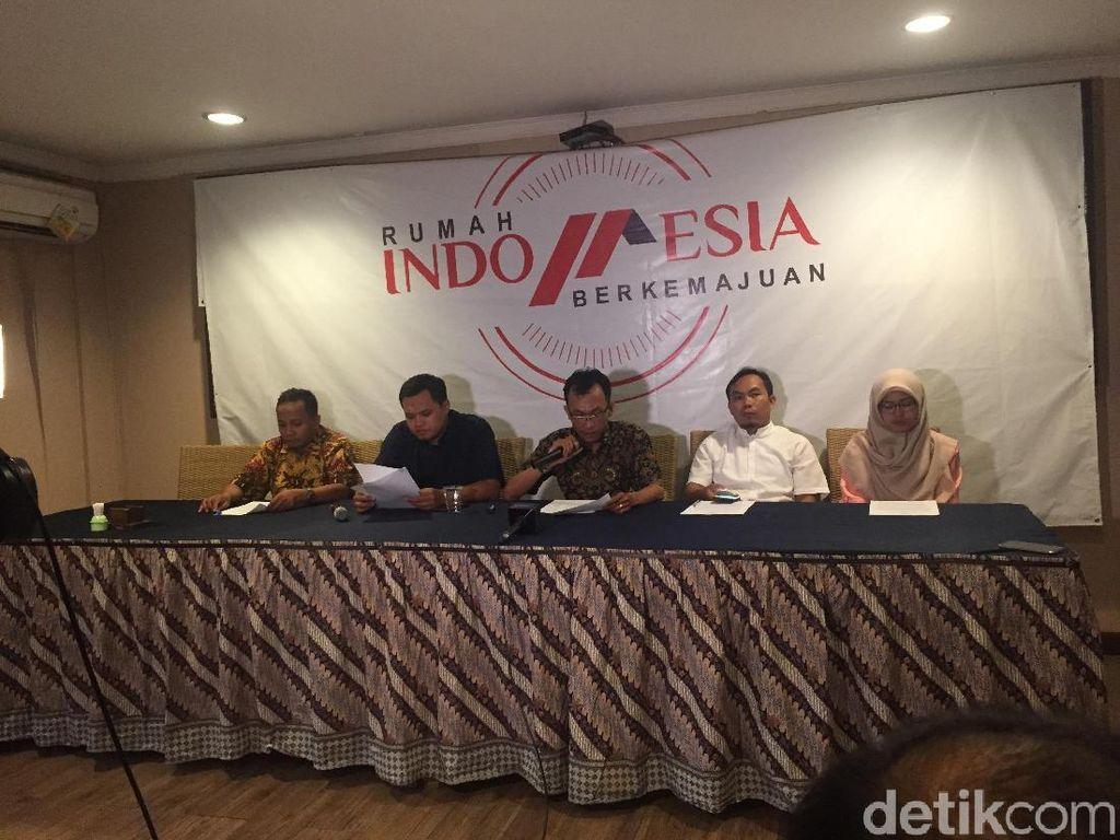 Aktivis Muda Muhammadiyah Deklarasi Dukungan ke Jokowi-Maruf Amin
