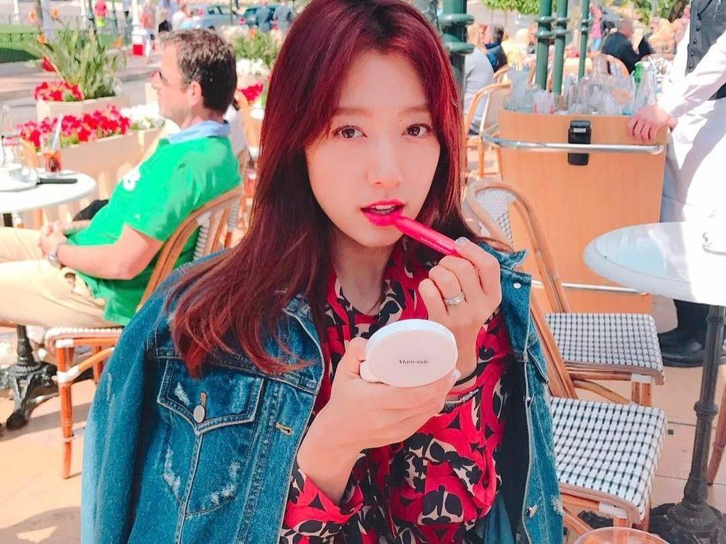 Besok, Park Shin Hye Siap Jumpa Fans di Jakarta Bersama Mamonde