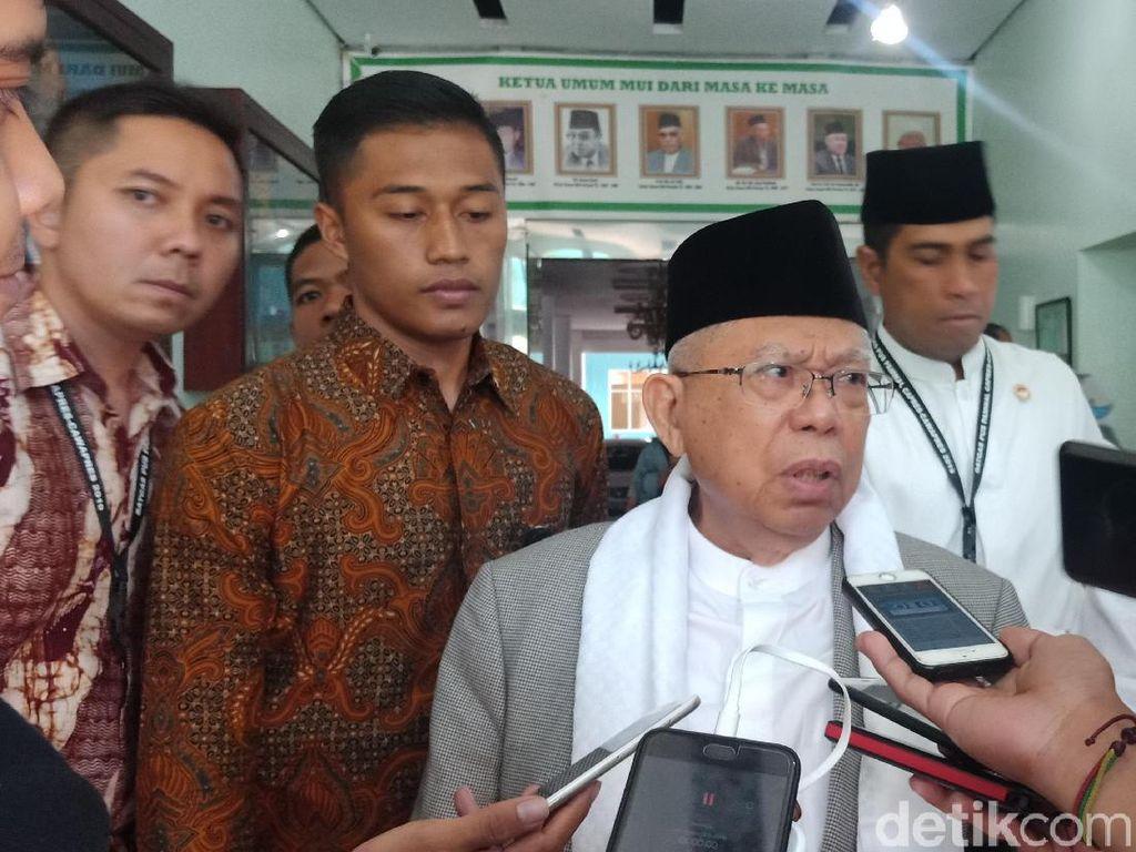 Prabowo Sebut Ekonomi Kebodohan, Maruf: Saya Ekonomi Optimistik