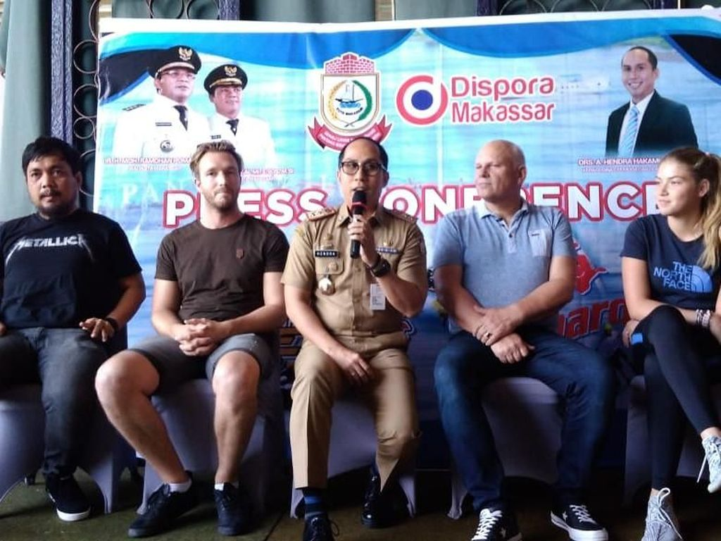 Asyik! Makassar International Eight Festival Digelar Besok