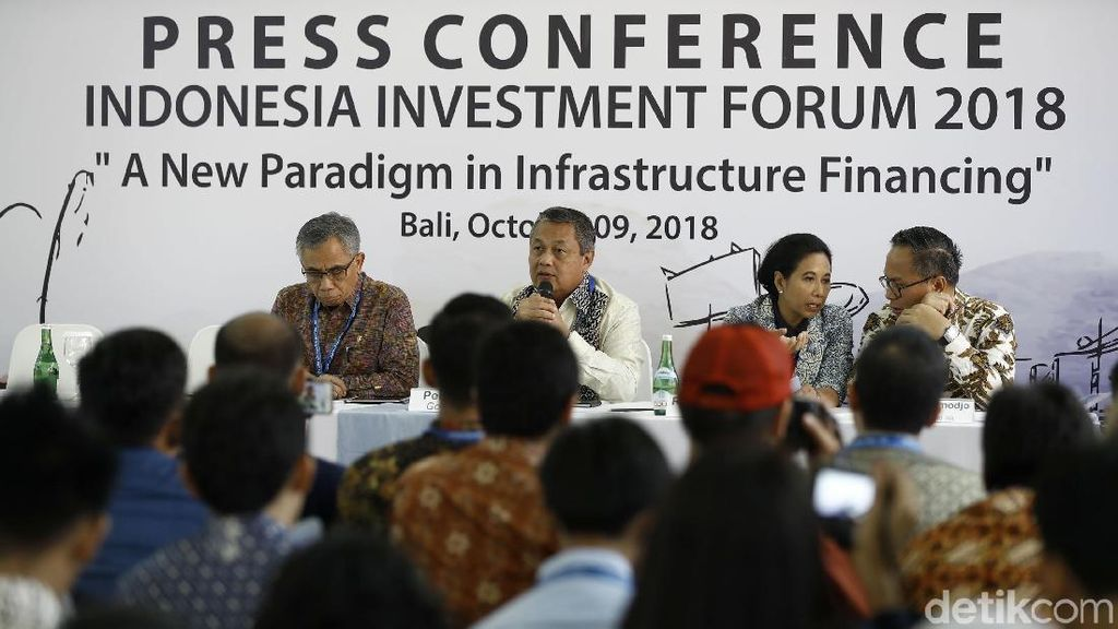 Indonesia Investment Forum 2018 Genjot Infrastruktur Indonesia