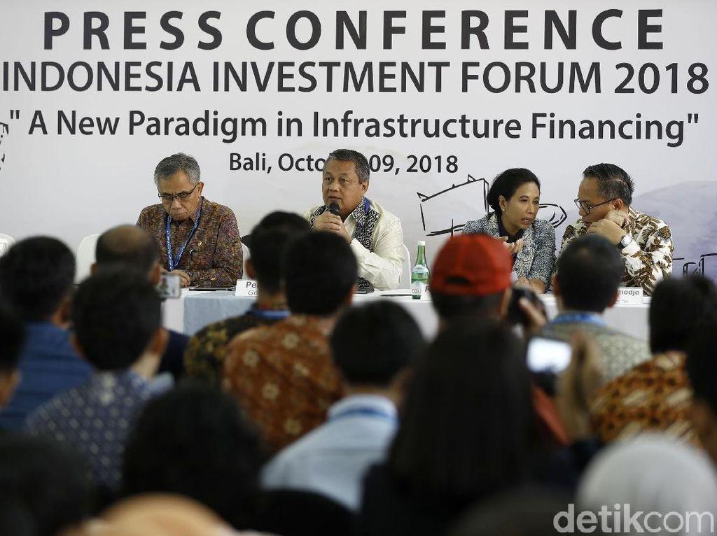 Indonesia Investment Forum 2018 Genjot Infrastruktur Indonesia