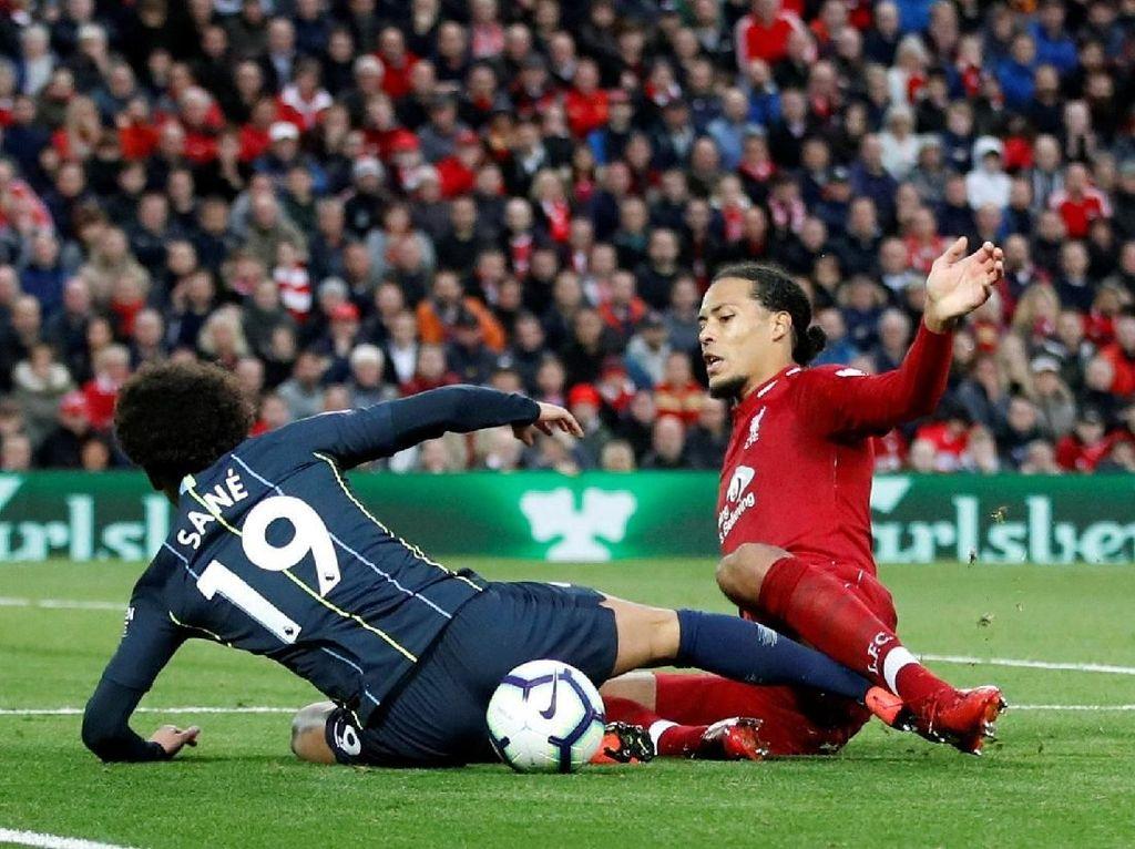 Taktik Bertahan Jadi Tanda City Segan dengan Liverpool