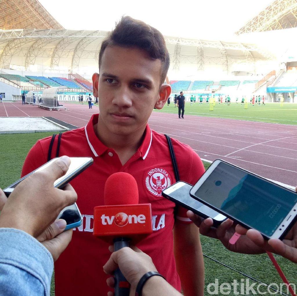 Ini Alasan Egy Belum Main Penuh saat Indonesia U-19 Vs Yordania