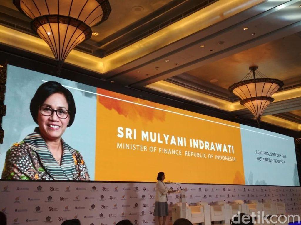 Sri Mulyani hingga Rini Bahas Pembiayaan Infrastruktur di IMF-WB
