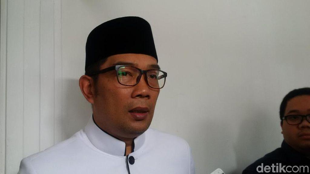 Ridwan Kamil Sesalkan Pembakaran Bendera Berkalimat Tauhid di Garut