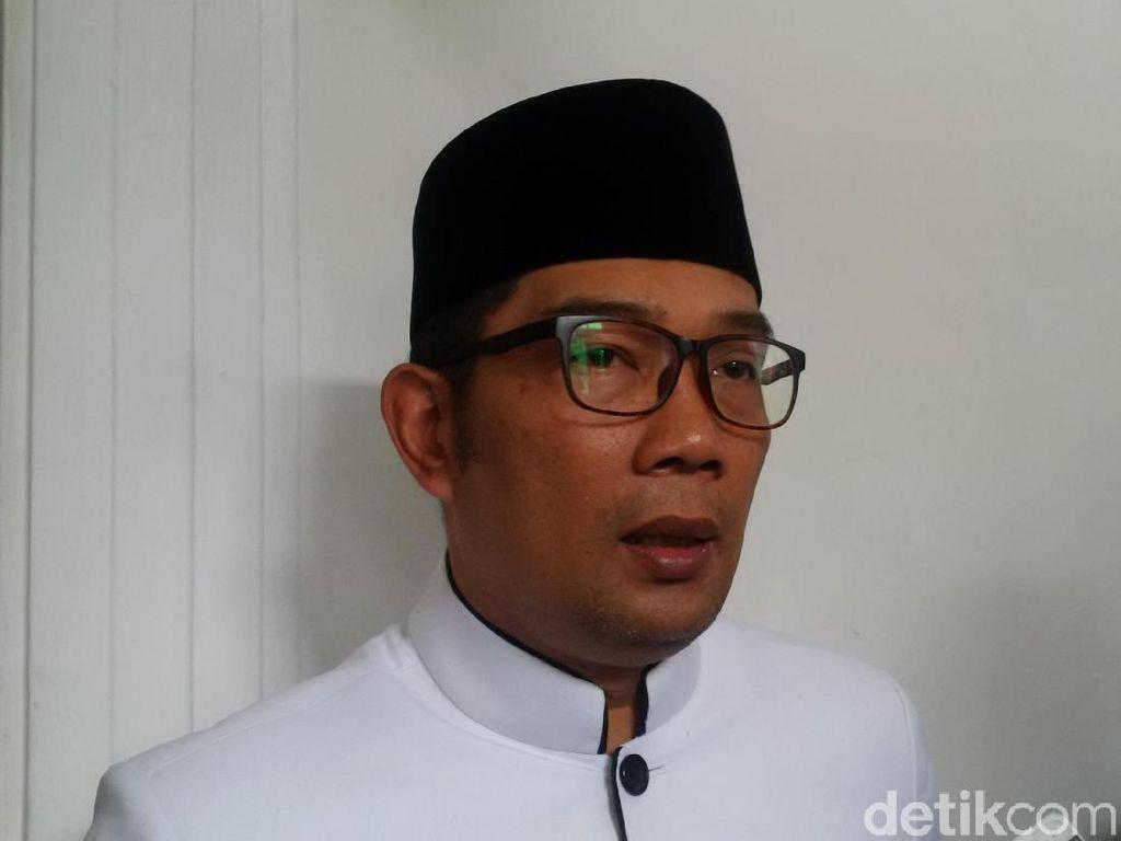 Surat Mendagri Soal Sekda Bandung Turun, Ridwan Kamil Gelar Rapat