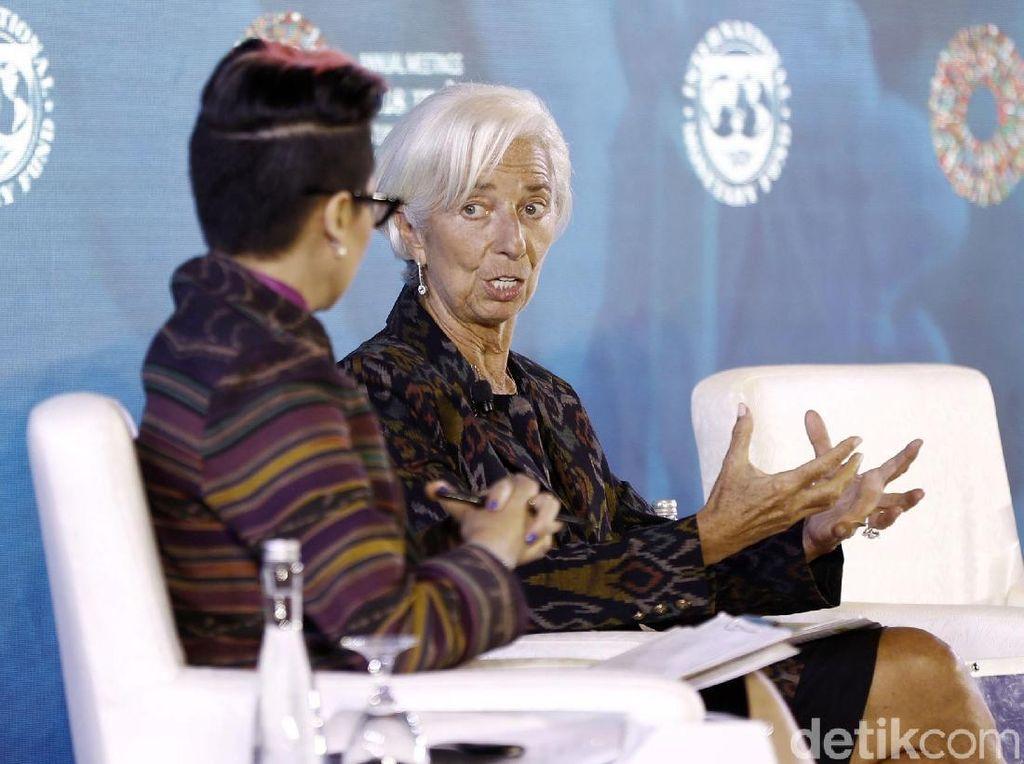 Ini Agenda Hari Ketiga Pertemuan IMF-WB di Bali