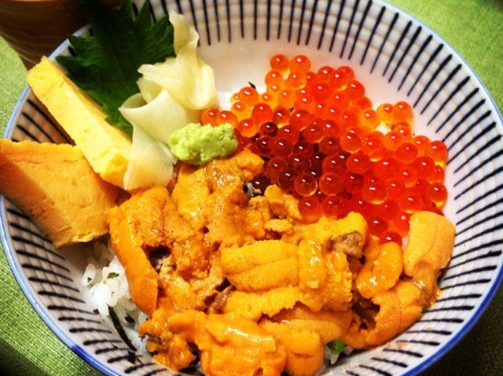 6 Restoran Ini Punya Sajian Uni Terenak di Kawasan Tsukiji