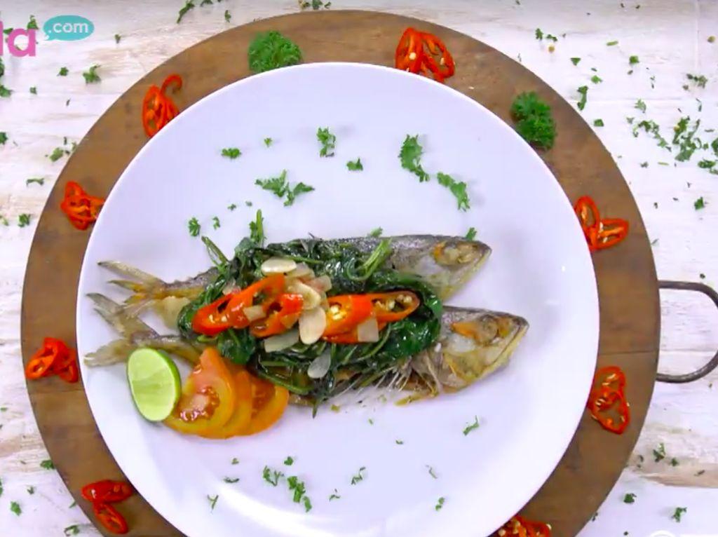Resep Kangkung Ikan Peda: Gurih, Renyah, dan Bergizi