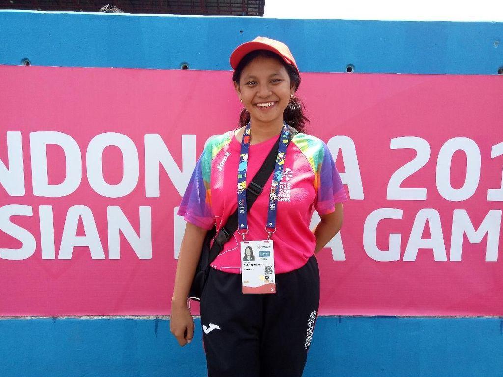 Volunter Asian Para Games: Atlet Disabilitas Ajarkan Kemandirian