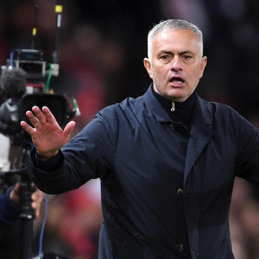 Jangan Lupa Bawa Bus ke Stamford Bridge, Mourinho