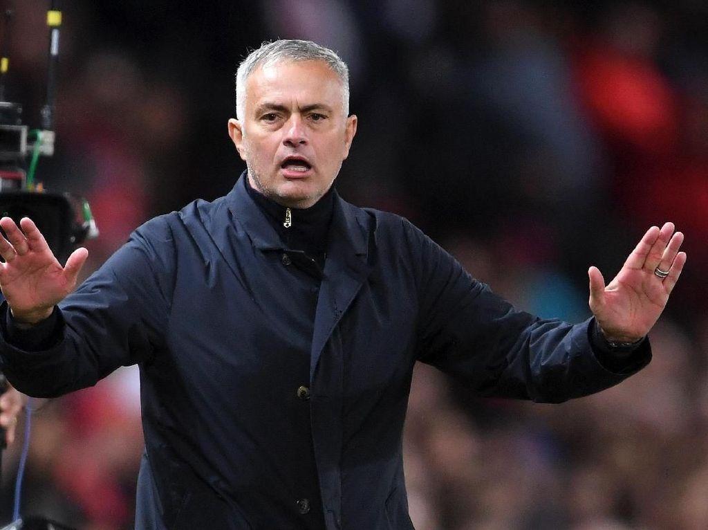 FA Akan Selidiki Komentar Jose Mourinho