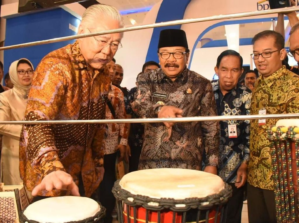 Ketum APPSI Raih Penghargaan Inisiasi Perdagangan Antar Daerah