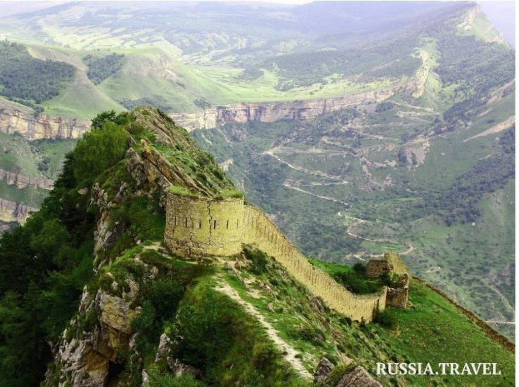 Foto: Indahnya Tanah Kelahiran Khabib Nurmagomedov