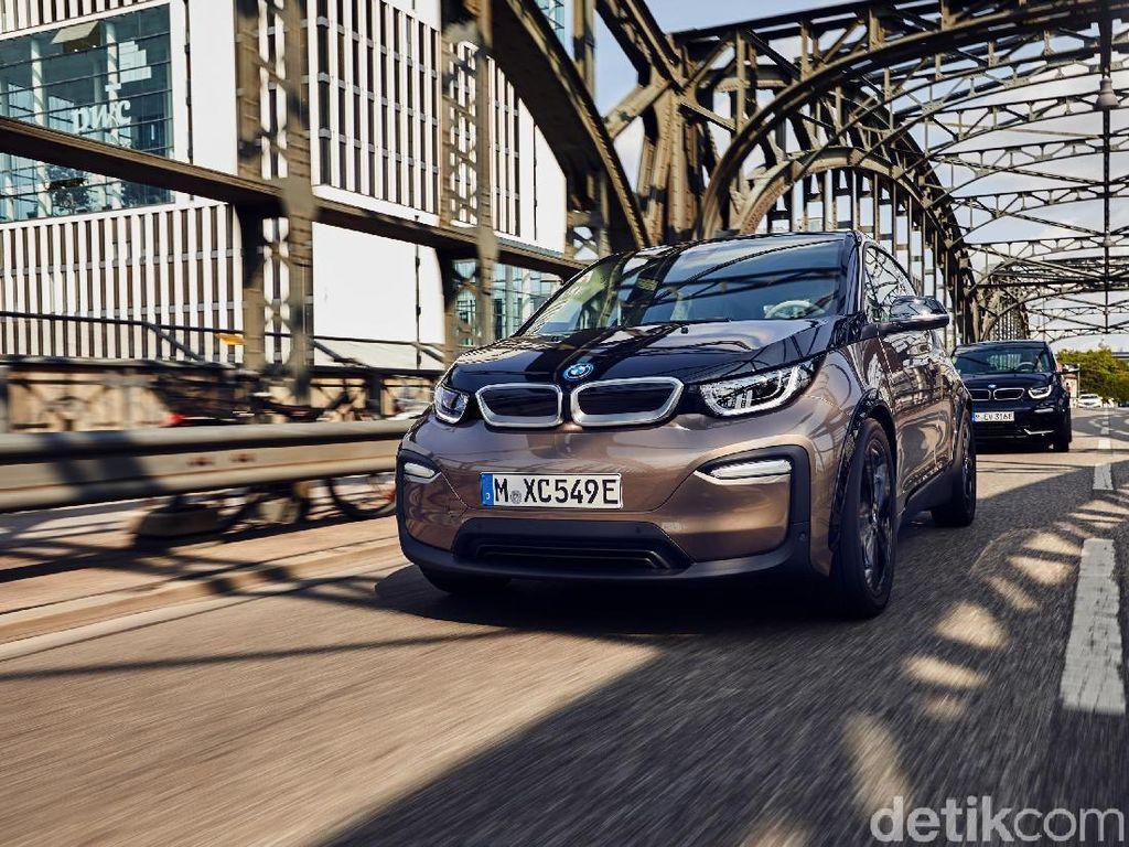 BMW i3 dan i8 Ditarik karena Modul Listrik Bermasalah