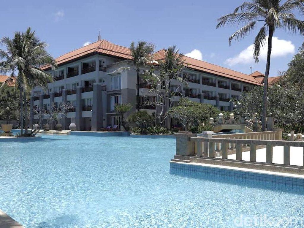 IMF-World Bank Meeting Dongkrak Hunian Hotel di Bali
