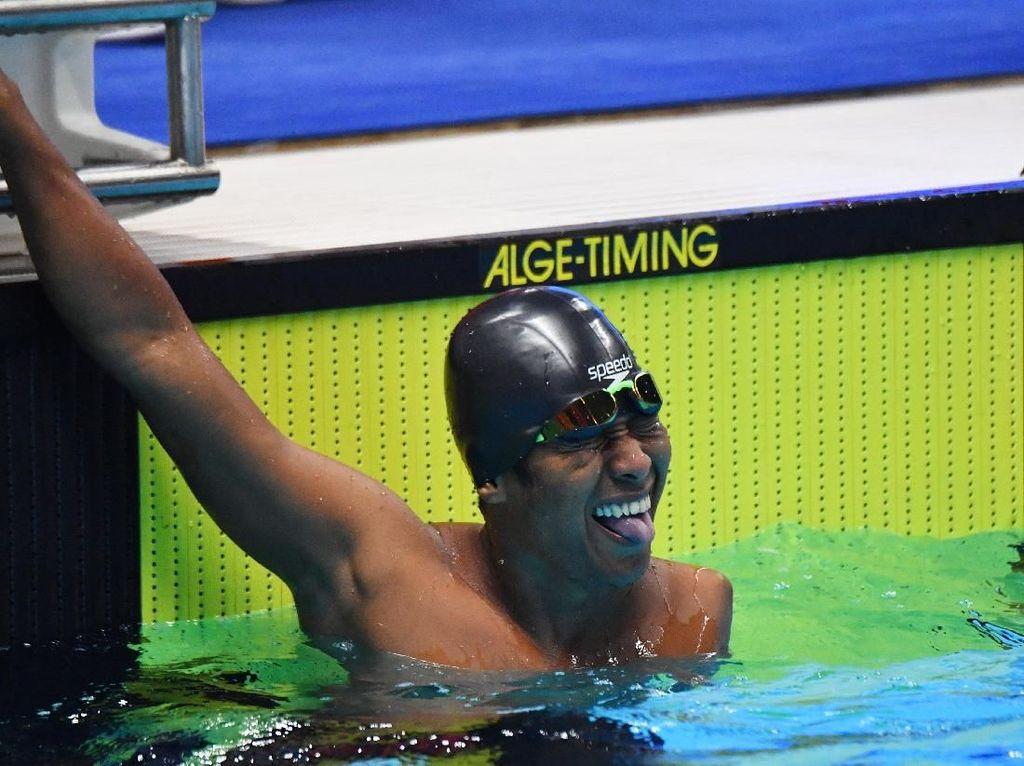 Renang Tambah Perak dan Perunggu di Hari Keempat Asian Para Games
