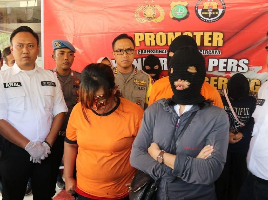 Polisi Tangkap Komplotan Penyedia Prostitusi Online di Tangerang