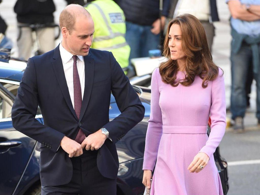 Pangeran William Digosipkan Selingkuh dengan Bangsawan Cantik Ini