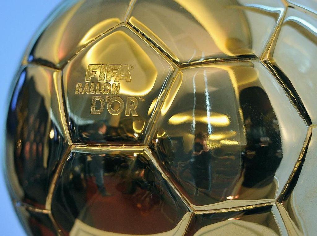Ballon dOr Tanpa Messi Jadi Agak Gimana Gitu...