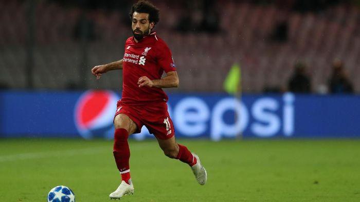 Mohamed Salah belum tampil seoke musim lalu (Catherine Ivill/Getty Images)