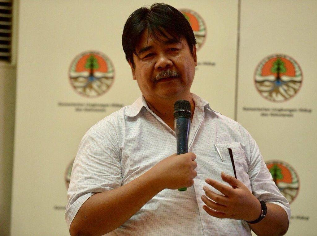 Hakim Kabulkan Pencabutan Gugatan Pembakar Hutan ke Profesor IPB
