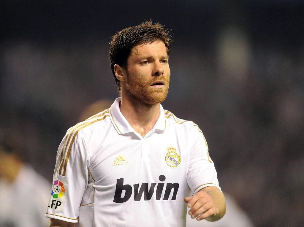 Xabi Alonso Kenang Momen Terburuknya di Real Madrid