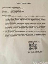 Guru Nelty Minta Maaf ke Jokowi: Mungkin Salah Ucap Saat Ngajar