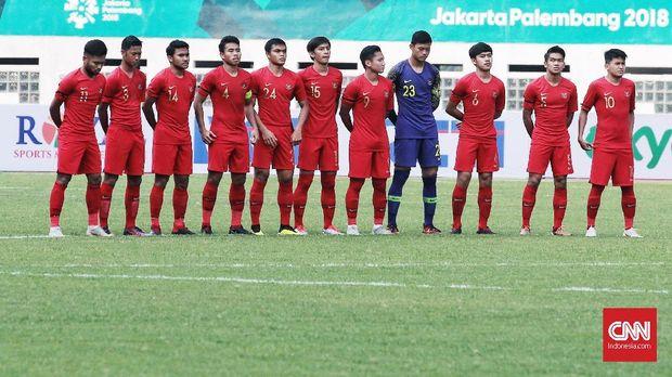 Timnas Indonesia U-19 meraih kemenangan 3-2 atas Yordania pada laga persahabatan. (