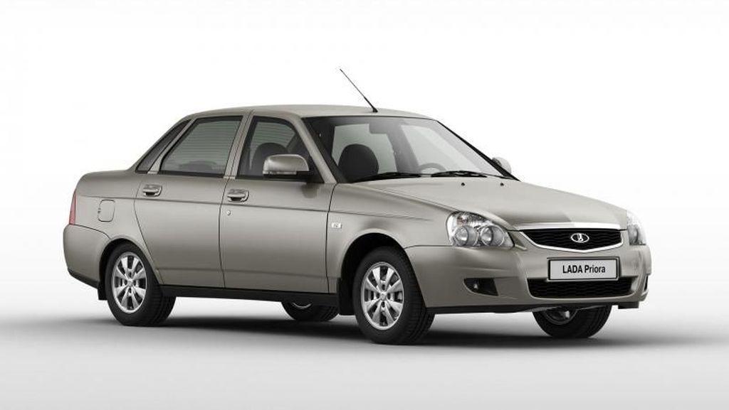 Mobil Semurah LCGC Khabib Nurmagomedov