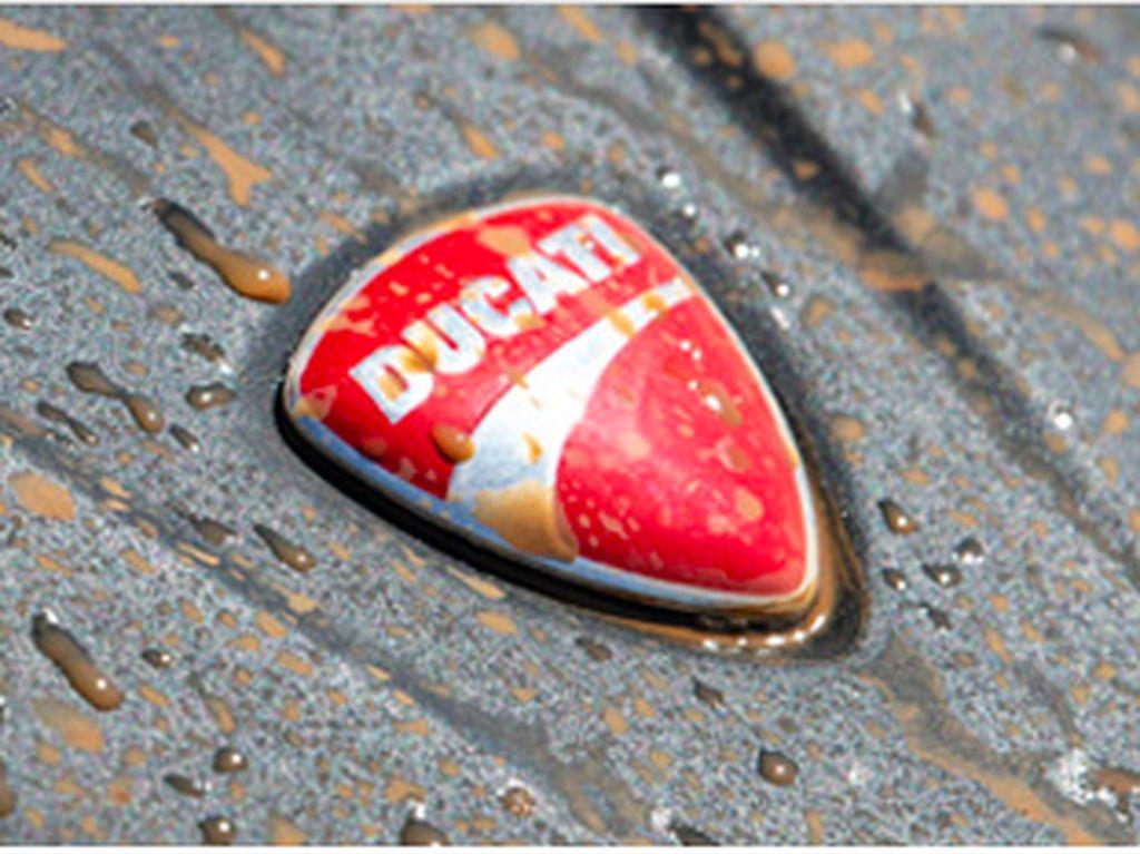 Legenda Ducati Tamburin 916 Masuk Museum