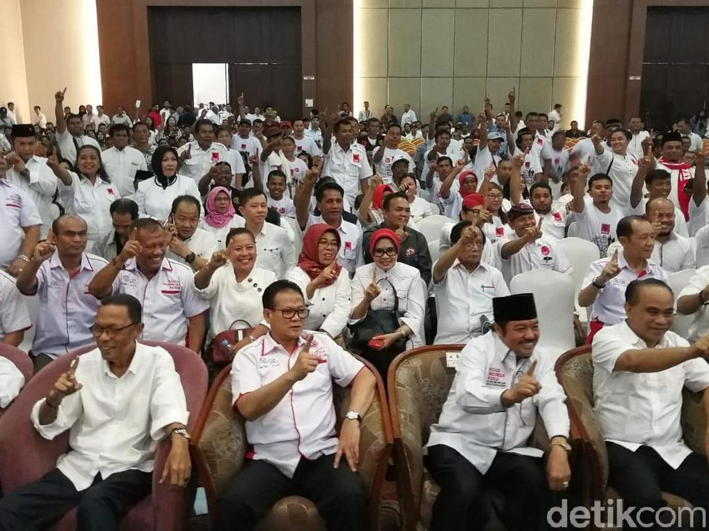 Deklarasi Dukung Jokowi-Amin di Riau