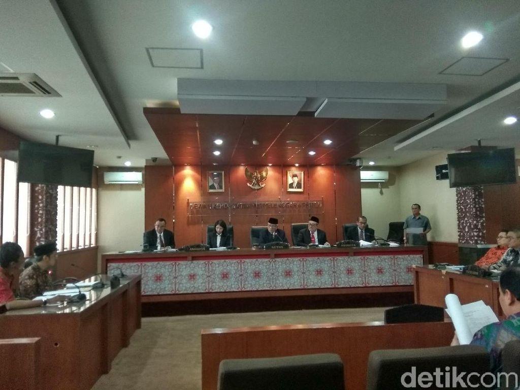 DKPP Segera Sidang Bawaslu Jatim soal Dugaan Pelanggaran Kode Etik