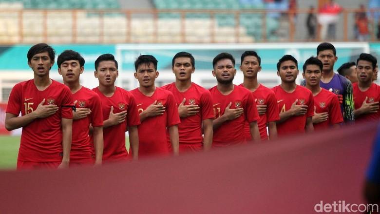 Ini 23 Pemain Timnas Indonesia U-19 di Piala Asia