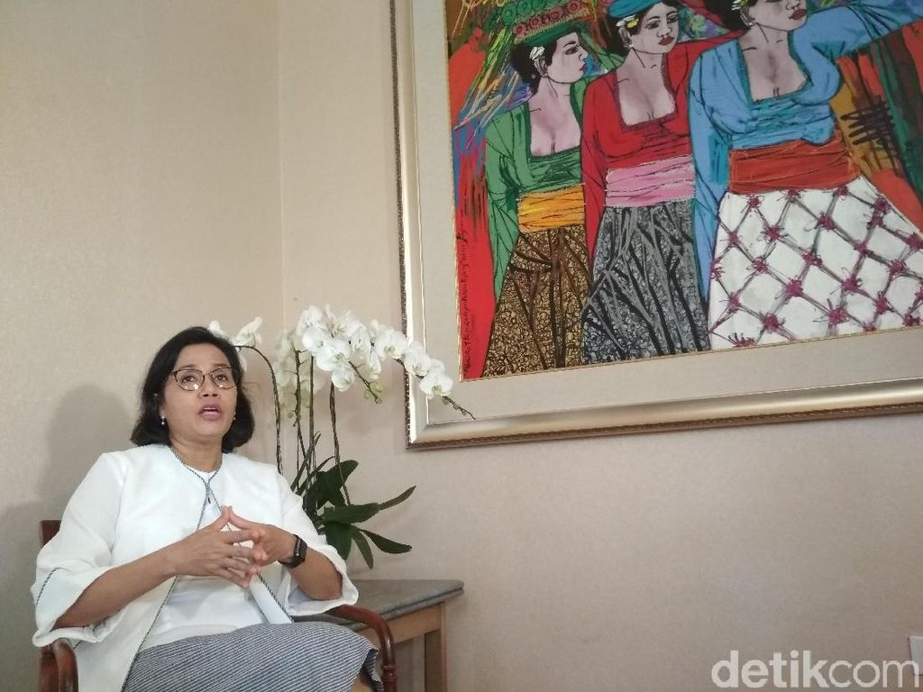 Sri Mulyani Cerita Pengaruh Ekonomi Dunia dan Dampaknya ke RI